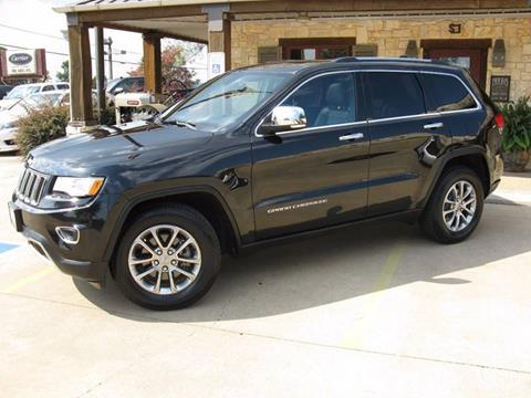 2015 Jeep Grand Cherokee for sale in Tyler, TX