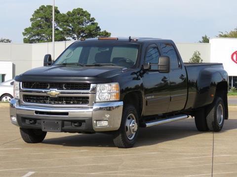 2007 Chevrolet Silverado 3500HD for sale at Tyler Car  & Truck Center in Tyler TX