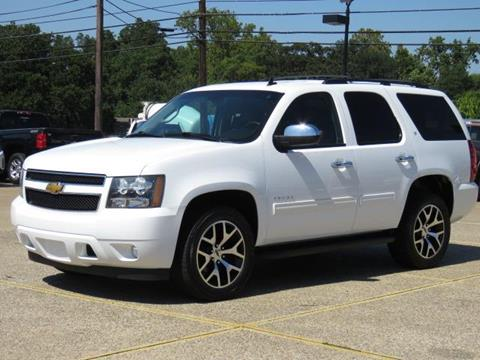 2014 Chevrolet Tahoe for sale at Tyler Car  & Truck Center in Tyler TX