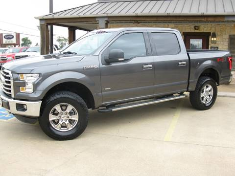 2015 Ford F-150 for sale at Tyler Car  & Truck Center in Tyler TX