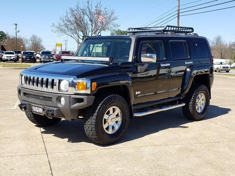 2007 HUMMER H3 for sale in Tyler, TX