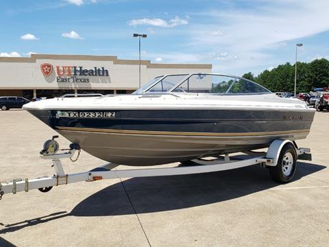 1996 Maxum n/a for sale in Tyler, TX