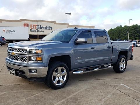 Trucks For Sale In East Texas >> 2015 Chevrolet Silverado 1500 For Sale In Tyler Tx