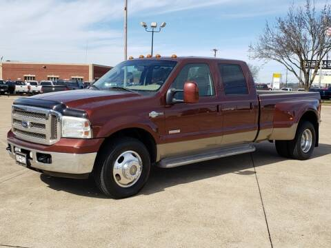 2005 Ford F-350 Super Duty for sale at Tyler Car  & Truck Center in Tyler TX