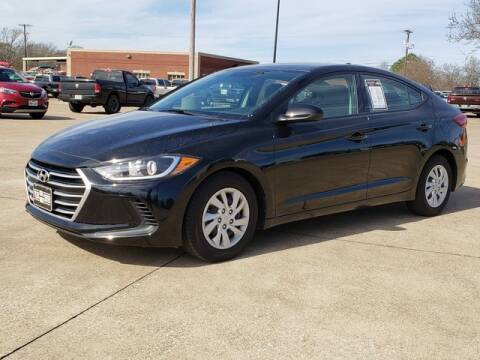 2018 Hyundai Elantra for sale at Tyler Car  & Truck Center in Tyler TX