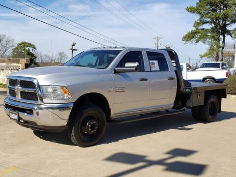 2017 RAM Ram Pickup 3500 Tradesman for sale at Tyler Car  & Truck Center in Tyler TX