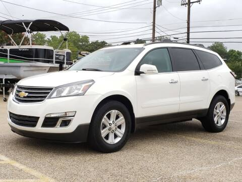 2014 Chevrolet Traverse for sale at Tyler Car  & Truck Center in Tyler TX