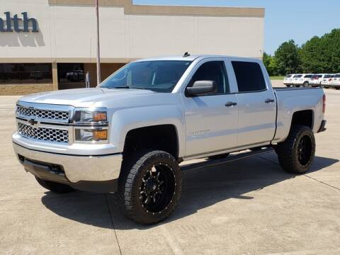2014 Chevrolet Silverado 1500 for sale at Tyler Car  & Truck Center in Tyler TX
