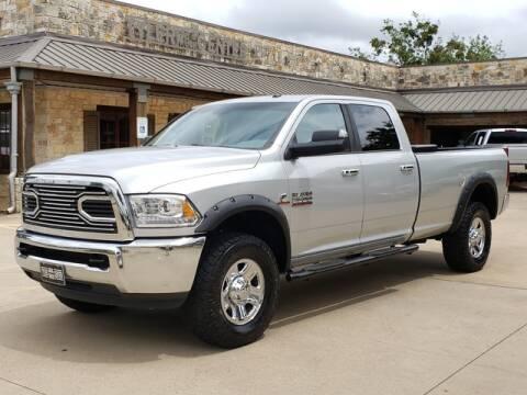2015 RAM Ram Pickup 2500 for sale at Tyler Car  & Truck Center in Tyler TX