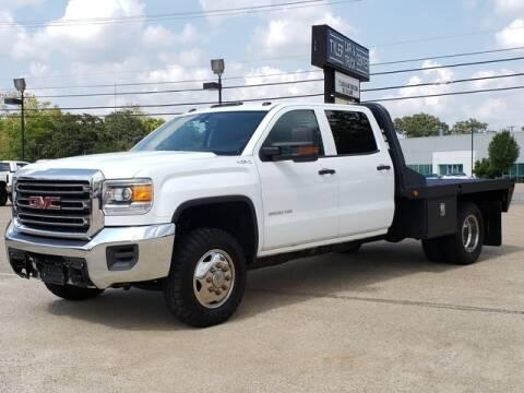 2016 GMC Sierra 3500HD CC for sale at Tyler Car  & Truck Center in Tyler TX