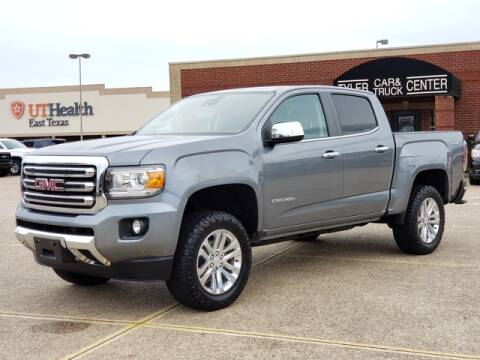 2018 GMC Canyon for sale at Tyler Car  & Truck Center in Tyler TX