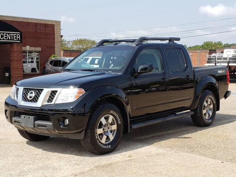2013 Nissan Frontier for sale at Tyler Car  & Truck Center in Tyler TX