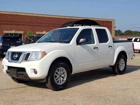2017 Nissan Frontier for sale at Tyler Car  & Truck Center in Tyler TX