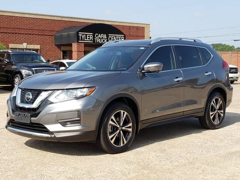 2019 Nissan Rogue for sale at Tyler Car  & Truck Center in Tyler TX