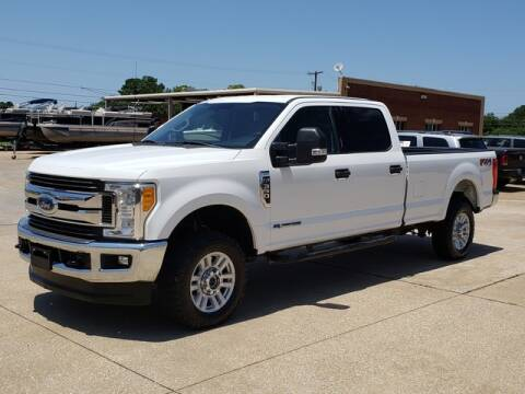 2017 Ford F-350 Super Duty for sale at Tyler Car  & Truck Center in Tyler TX