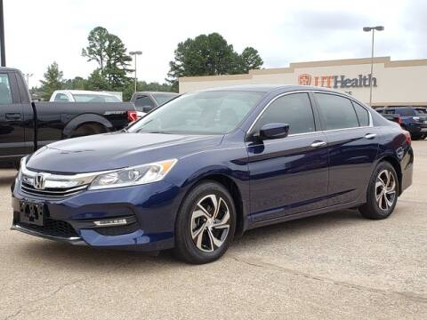 2017 Honda Accord for sale at Tyler Car  & Truck Center in Tyler TX