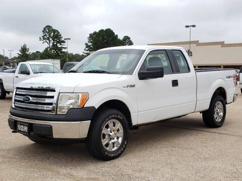 2011 Ford F-150 for sale at Tyler Car  & Truck Center in Tyler TX