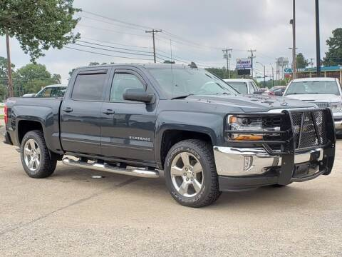 2017 Chevrolet Silverado 1500 for sale at Tyler Car  & Truck Center in Tyler TX