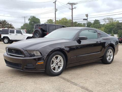 2014 Ford Mustang for sale at Tyler Car  & Truck Center in Tyler TX