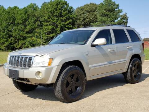 2007 Jeep Grand Cherokee for sale at Tyler Car  & Truck Center in Tyler TX