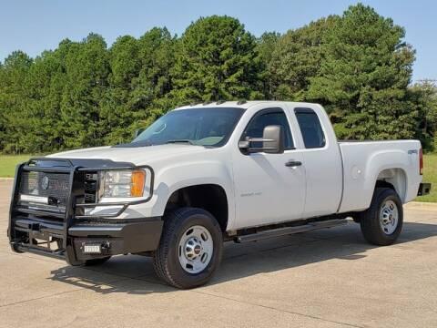 2013 GMC Sierra 2500HD for sale at Tyler Car  & Truck Center in Tyler TX
