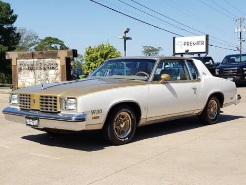 1979 Oldsmobile HURST W30 for sale at Tyler Car  & Truck Center in Tyler TX