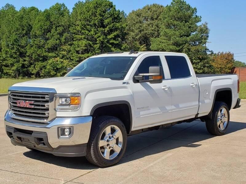 2016 GMC Sierra 2500HD for sale at Tyler Car  & Truck Center in Tyler TX