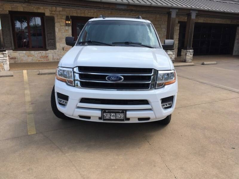 2017 Ford Expedition EL for sale at Tyler Car  & Truck Center in Tyler TX
