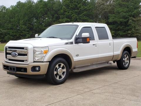2011 Ford F-250 Super Duty for sale at Tyler Car  & Truck Center in Tyler TX