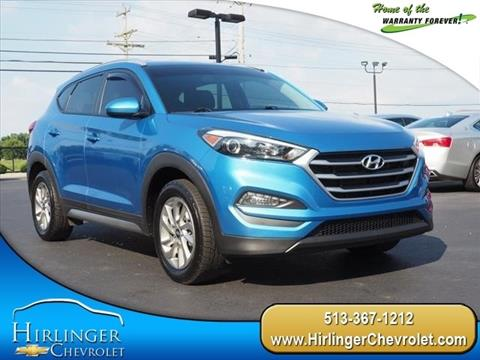 2017 Hyundai Tucson for sale in Harrison, OH