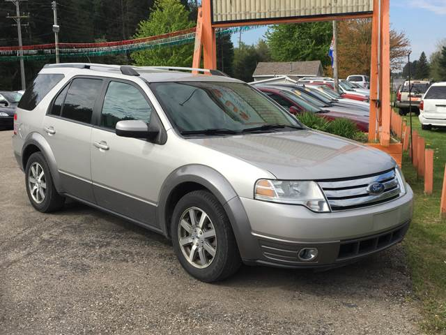 2008 Ford Taurus X AWD SEL 4dr Wagon In CARO MI  CARS R US