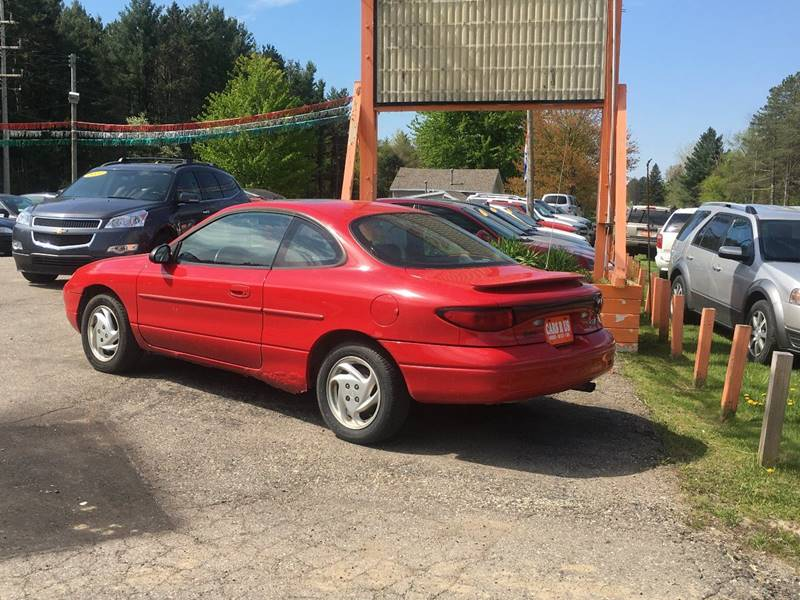 2001 Ford Escort ZX2 2dr Coupe - Caro MI