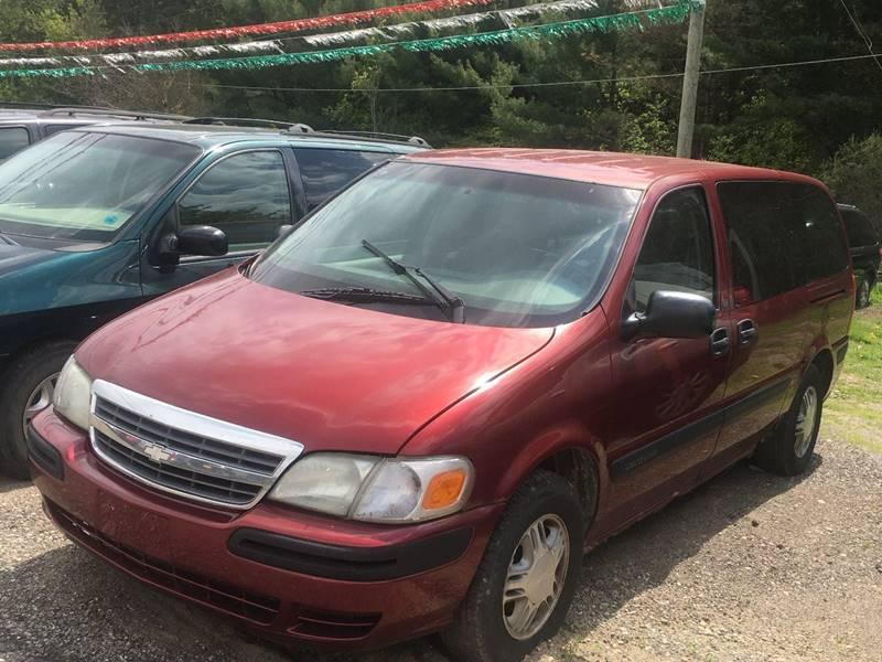 2003 Chevrolet Venture LS 4dr Extended Mini-Van - Caro MI