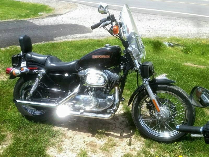 2000 Harley-Davidson Sportster  - Caro MI