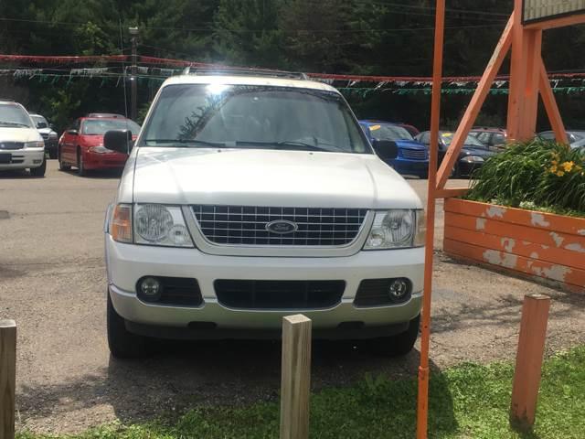 2002 Ford Explorer Limited 4WD 4dr SUV - Caro MI