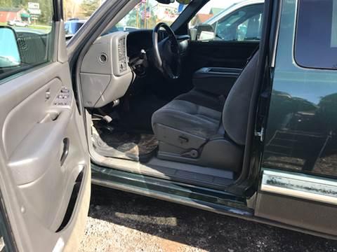 2005 Chevrolet Silverado 2500HD for sale in Caro, MI