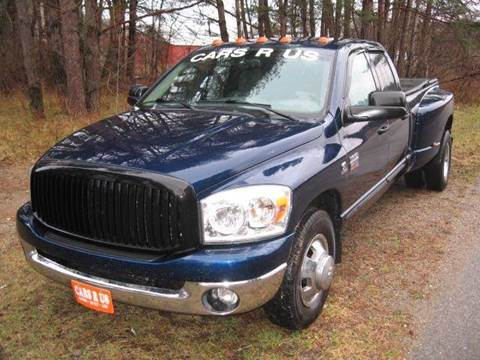 2007 Dodge Ram Pickup 3500 for sale at CARS R US in Caro MI