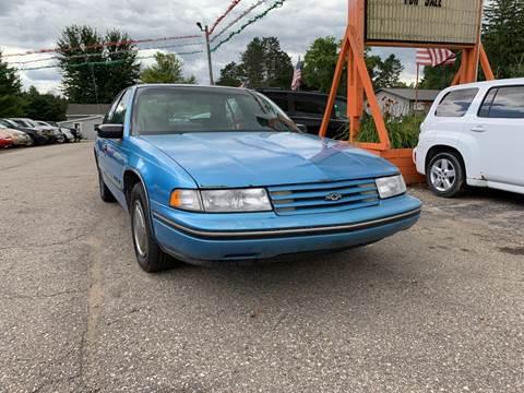 1992 Chevrolet Lumina for sale in Caro, MI