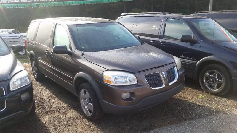 2008 Pontiac Montana SV6  - Caro MI