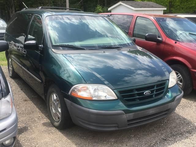 2000 Ford Windstar 3dr LX Mini-Van - Caro MI