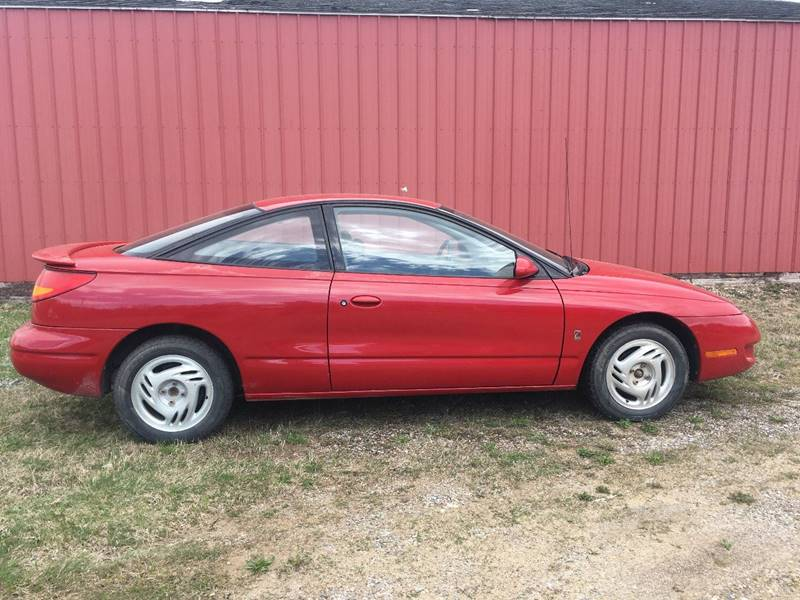 1997 Saturn S-Series SC2 2dr Coupe - Caro MI