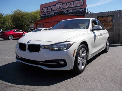 2016 BMW 3 Series for sale in San Antonio, TX
