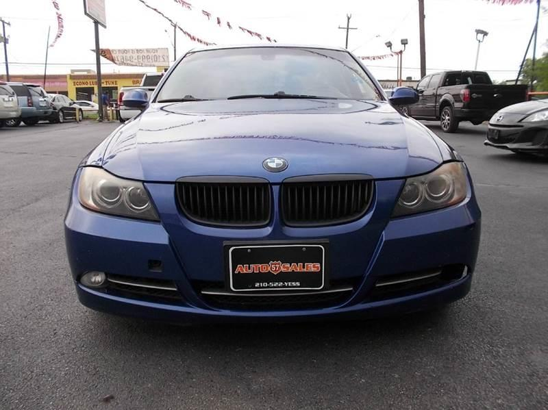 2008 BMW 3 Series 335i 4dr Sedan - San Antonio TX
