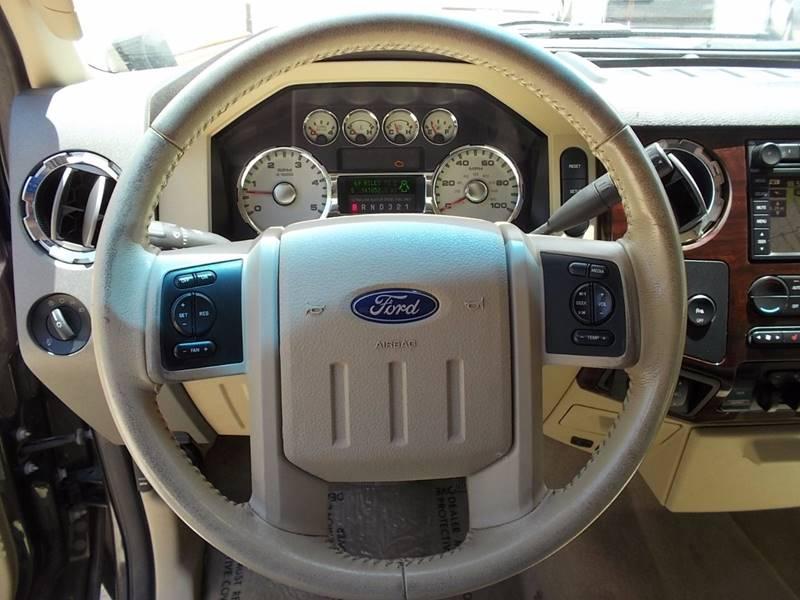 2008 Ford F-250 Super Duty Lariat 4dr Crew Cab 4WD LB - San Antonio TX