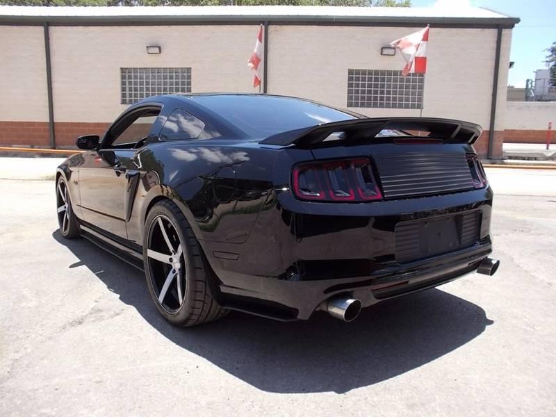 2013 Ford Mustang GT Premium 2dr Fastback - San Antonio TX