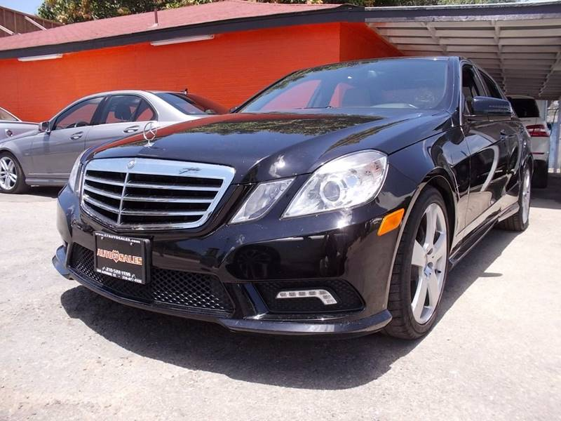 2011 Mercedes-Benz E-Class E 350 Luxury 4dr Sedan - San Antonio TX