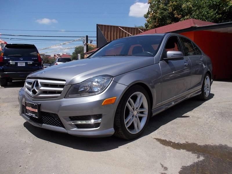 2012 Mercedes-Benz C-Class C 250 Luxury 4dr Sedan - San Antonio TX