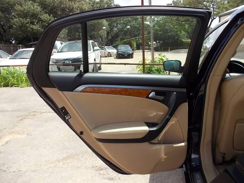 2006 Acura TL 4dr Sedan 5A w/Navi - San Antonio TX