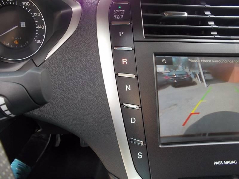 2013 Lincoln MKZ 4dr Sedan - San Antonio TX