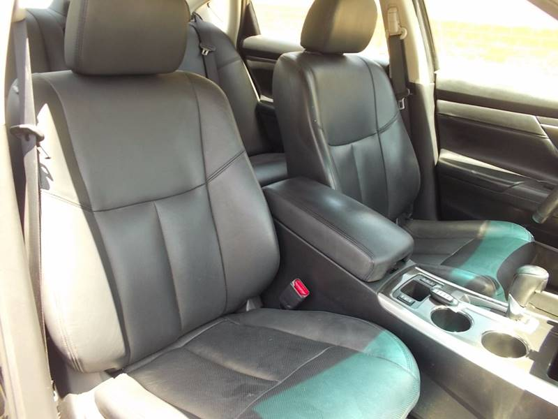 2015 Nissan Altima 2.5 SL 4dr Sedan - San Antonio TX